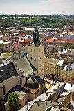 Lviv at summer