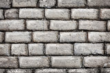 Stonework background - limestone wall