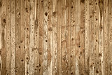 Old grunge wooden background