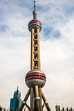 Oriental Pearl Tower pudong shanghai china