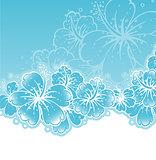 Floral backgrond
