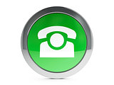 Phone icon with highlight
