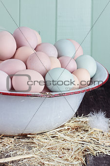 Farm Raised Eggs