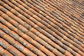 Portuguese Roof Tiles