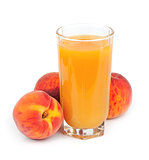 Peach fruit juice