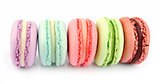 French macaroons .