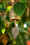 Buddhist wishing bell, Thailand