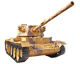 British tank Charioteer Mk.7