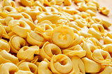 uncooked tortellini