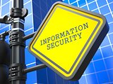 Secure Concept. Information Security Waymark.
