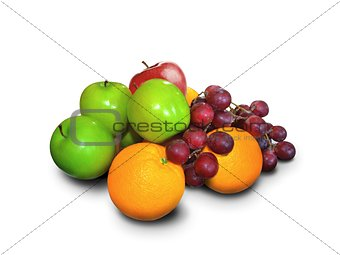 Healthy Fruits serving