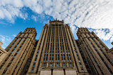 Ministry of Foreign Affairs of Russia, the Stalinist Skyscraper,