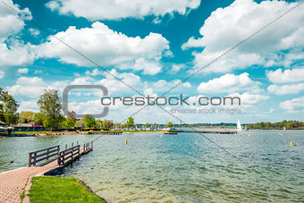 Chiemsee in Germany