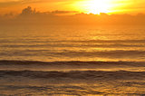Sunrise in Brazil