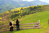 Landscape photography in Carpathians