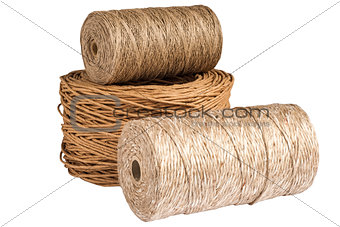 Natural cord rolls