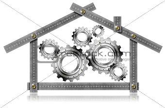 House Gears - Metal Meter Tool
