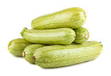 Ripe vegetable marrows
