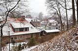 German town Ilsenburg in De Harz