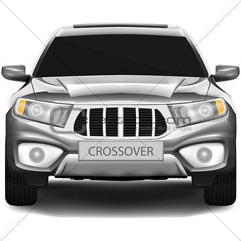 Crossover car