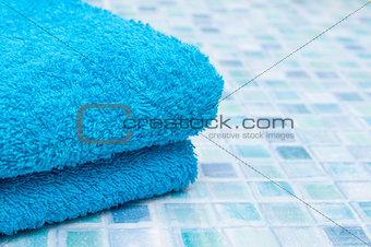 Towels in Bathroom