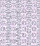 lilac geometrical