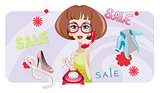Sale (Fashion Woman)