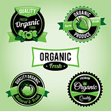 Organic Food Labels and Badges