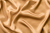 golden satin or silk background