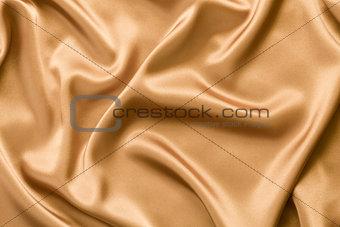 golden satin or silk background