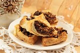 coockies of puff pastry