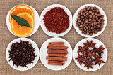 Sweet Spice Ingredients