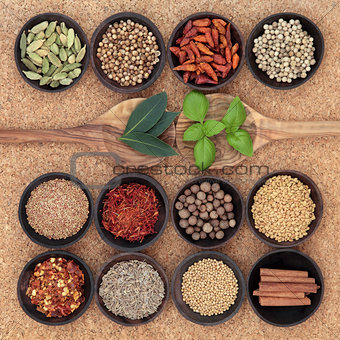 Spice and Herb Sampler