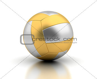Golden Volleyball