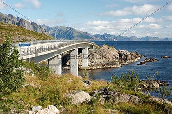 Djupfjord Bridge