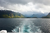 Leaving Lofoten