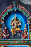 batu caves hindu wall art malaysia