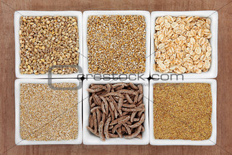 Cereal Food Variety