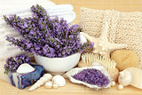 Lavender Beauty Treatment