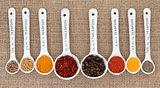 Spice Quantities