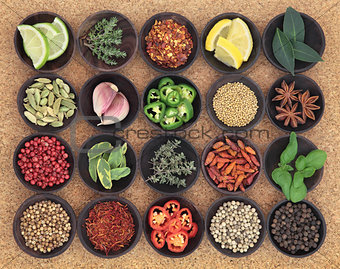 Food Seasoning Sampler