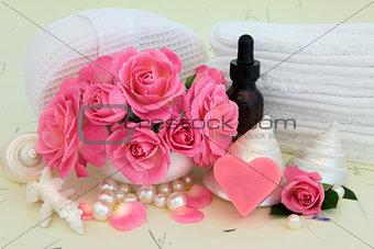 Rose Beauty Treatment