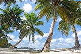 La Digue island, Seyshelles, Anse Source d'Argent.