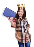 Student queen