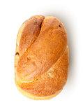 Baked white bread