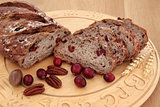 Cranberry and Pecan Bread