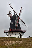 Sonderho windmill on Fano in Denmark