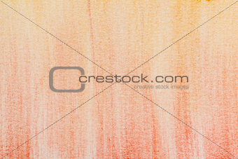 red pastel abstract