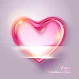 Valentine's day vector background