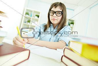 Excellent student